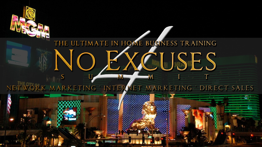 No Excuses Summit 4 | May 17-19, 2013