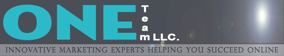 One Team LLC Entrepreneur Resources